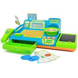 Boley Kids Toy Cash Register - pretend play educational toy
