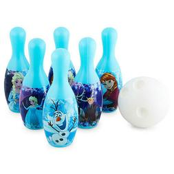 Bowling Set 6 Pins 1 Ball My Little Pony Age 3+ NEW