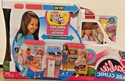 Brand New Barbie Clinic Hospital Playset Black Friday
