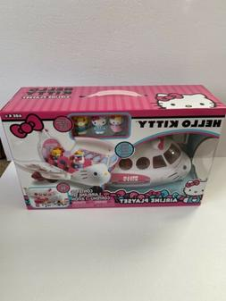 Brand NEW!! Hello Kitty Airline Playset by Jada Toys