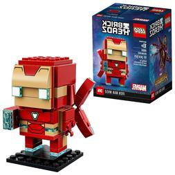 LEGO BrickHeadz Iron Man MK50 41604 Building Kit