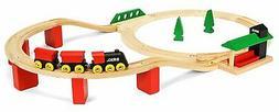 Brio Classic Deluxe Railway Set #33424