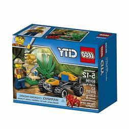 LEGO City Jungle Explorers Jungle Buggy 60156 Building Kit