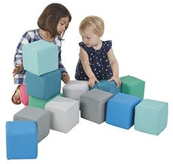 Building Blocks For Toddlers Soft Play Foam Softzone 12 Piec