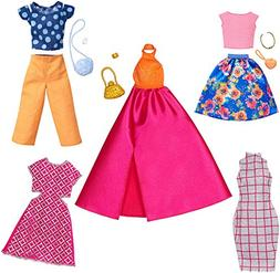 Barbie Fashion Buildup Playset