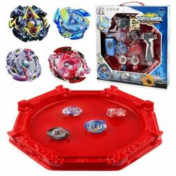 burst beyblade battle top w grip launcher