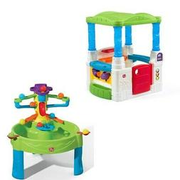 Step2 Busy Ball Play Set - Wonderball Funhouse and Water Tab