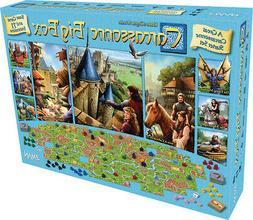 Carcassonne 2017 Big Box Edition Board Game ZMGZM7856