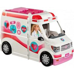 BARBIE CARE CLINIC 2-IN-1 FUN PLAYSET *DISTRESSED PACKAGING*