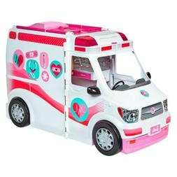 Barbie Care Clinic 2-in-1 Fun Playset for Ages 3Y+ Girl Toy