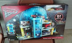DISNEY PIXAR CARS 3 Florida Speedway Mega Garage Vehicle Pla