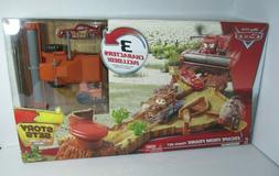 Cars Escape from Frank Track Playset