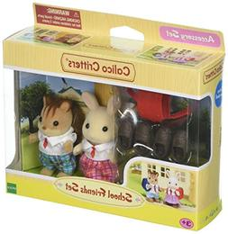 Calico Critters CC1484 School Friends Play Set, Multicolor