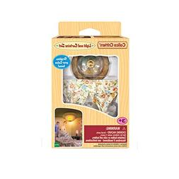 Calico Critters CC1501 Light & Curtain Play Set, Multicolor