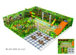 CE Approved Custom-made Indoor <font><b>Play</b></font> <fon