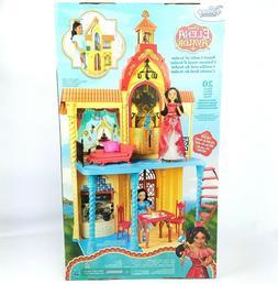 Disney Channel Elena Of Avalor Royal Castle 20 Piece Play Se