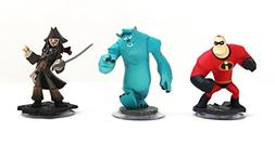 Disney Infinity Characters Jack Sparrow Mr Incredible, Monst
