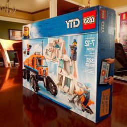 LEGO City Arctic Scout Truck 60194 Building Kit