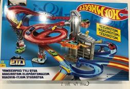 Hot Wheels City -  Auto Lift Expressway Motorized Playset, F