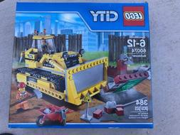 LEGO City Bulldozer Building Play Set 60074 NEW in Factory S
