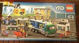 LEGO® City: Cargo Terminal Building Play Set 60169 NEW NIB