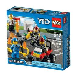 LEGO® City: Fire Starter Set Building Play Set 60088 NEW NI