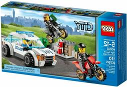 LEGO® City: High Speed Police Chase Building Play Set 60042