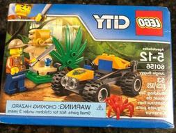 LEGO® City: Jungle Buggy Building Play Set 60156 NEW NIB