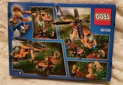 LEGO® City: Jungle Cargo Helicopter Building Play Set NIB