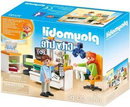 Playmobil City Life Eye Doctor Playset 70197