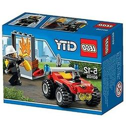 LEGO City Off Road Fire Truck 5-12 years 64pcs 60105  NEW JA