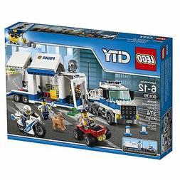 LEGO® City Police Mobile Command Center 60139