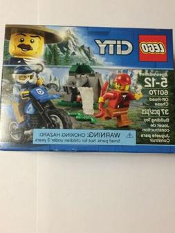 LEGO City Police Off-Road Chase Play Set for Kids 60170 - 37
