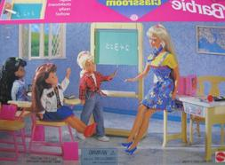 Barbie Classroom Playset
