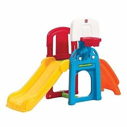 Climber for Kids Clubhouse Preschool Playground Equipment Sl