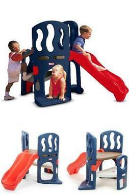 Climbers For Toddlers With Slide Kids Playset Hide & Seek Ju