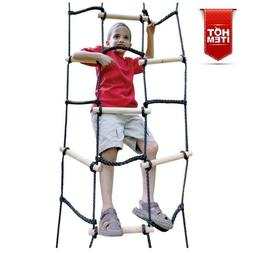 Climbing Cargo Net by Swing-N-Slide