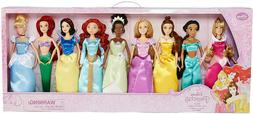 Disney Collection Princess Doll 9-Piece Playset New in Box