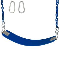 Swing Set Stuff Inc. Commercial Rubber Belt Seat with 5Coate