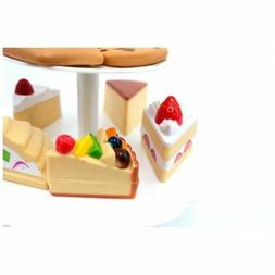 Cookies, Cakes and Desserts Tower Playset For Kids Childrens
