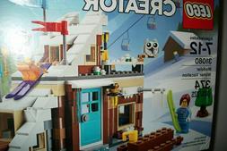 LEGO Creator 3in1 Modular Winter Vacation 31080 Building Kit