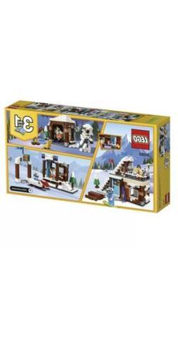 LEGO® Creator Modular Winter Vacation Building Play Set 310