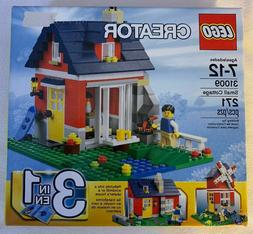 LEGO Creator Small Cottage Building PlaySet #31009 NEW & Ret