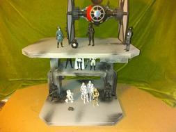 custom star wars imperial landing platform building playset