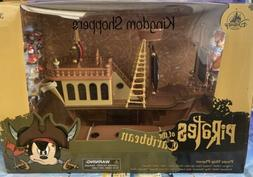 Deluxe Mickey Mouse Pirates of the Caribbean Pirate Ship Pla
