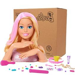 Barbie Deluxe Styling Head- Brown Mailer