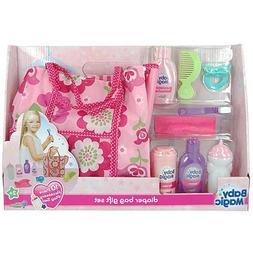 Baby Magic Diaper Bag Gift Set