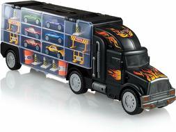 Diecast Cars Vehicles Truck Play Set Toy 6pcs Car Children's