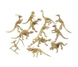 Dinosaur Skeleton Figures  by Rhode Island Novelty