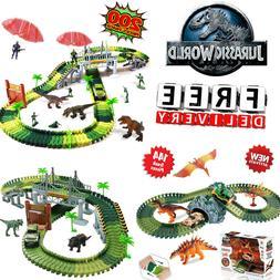 Dinosaur World Toy For Kids Jurassic Lot Kit Set Boy Toddler